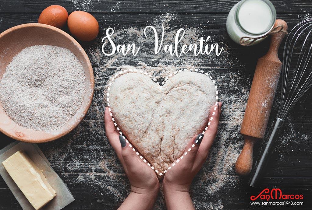 San Valentin en san Marcos